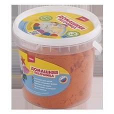 Песочница домашняя Оранжевый песок 1 кг (ЛОРИ, Дп-012)