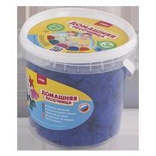 Песочница домашняя Синий песок 1 кг (ЛОРИ, Дп-015)