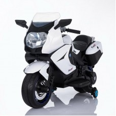 Электромотоцикл Barty BMW K1200GT (белый)