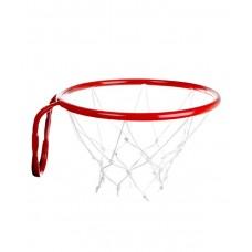 Корзина баскетбольная №5, d 380мм, с сеткой КБ5 (Россия) (Максимов ЧП, КБ-03)