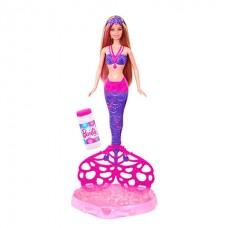Barbie. Русалочка с волшебными пузырьками (Mattel. Barbie, CFF49пц)