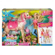 Барби и танцующая лошадка Barbie (Mattel. Barbie, DMC30)