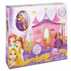"""Кукла в наборе с аксессуарами """"Создай прическу"""", Disney Princess (Mattel. Disney Princess, BDJ57пц)"""
