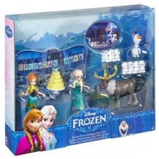"""Disney Princess. Игровой набор """"Холодное сердце"""" - Холодное торжество (Mattel. Disney Princess, DKC58пц)"""