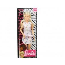 Barbie Кукла из серии «Игра с модой»