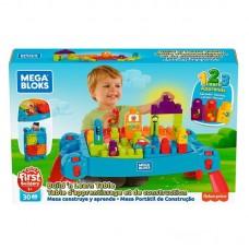 Детский стол Mattel Mega Blocks® Мой первый конструктор, для конструирования