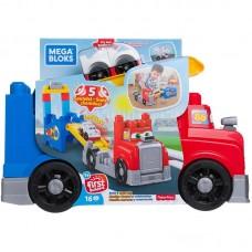 """Конструктор Mattel Mega Bloks Fisher-Price Набор """"Большая Машинка для гонок"""""""
