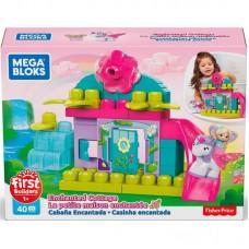 Конструктор Mattel Mega Bloks Fisher-Price Волшебный коттедж