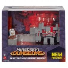 Игровой набор Mattel Minecraft Схватка в подземелье