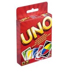 GAMES. Игра карточная Уно Классическая UNO (Mattel. Игры, W2087)