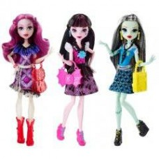 "Куклы из серии «Пиратская авантюра» ""Школа монстров"" MONSTER HIGH (Mattel. MONSTER HIGH, DNW97)"