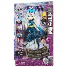 "Кукла из серии ""Буникальные танцы"" MONSTER HIGH с аксессуарами (Mattel. MONSTER HIGH, DNX32)"