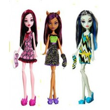 Кукла MONSTER HIGH BOO YORK, новые персонажи (Mattel. MONSTER HIGH, DPC40)