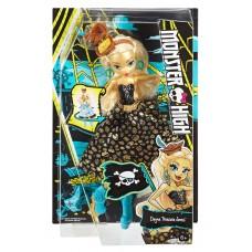 """Кукла Дана Джонс из серии """"Пиратская авантюра"""" """"Школа монстров"""" (Mattel. MONSTER HIGH, DTV93)"""