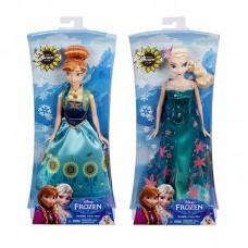 "Disney Princess. Кукла ""Холодное сердце"" - Эльза / Анна"