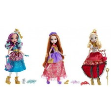 Кукла Отважные принцессы в ассортименте EVER AFTER HIGH