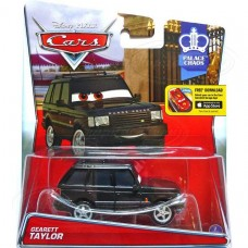 Mattel Range Rover Джарет Тэйлор