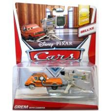 Mattel Грэм с камерой - лазерной пушкой