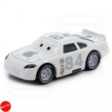 Mattel Apple Car Гонщик №84 (белый)