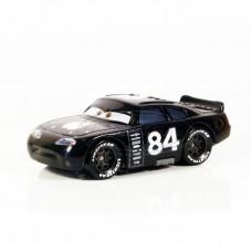 Mattel Apple Car Гонщик №84 (черный)