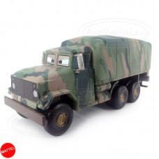 Mattel Военный грузовик Энди Шестернёв (loose)