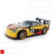 Mattel Карбоновый Мигель Камино (Carbon Racers) loose