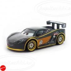 Mattel Карбоновый Льюис Хэмилтон (Carbon Racers) loose