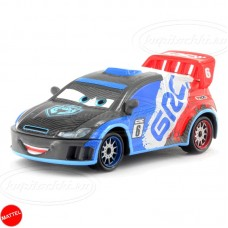 Mattel Карбоновый Рауль Заруль (Carbon Racers) loose