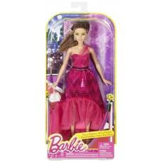 """Кукла """"Игра с модой"""" Барби в вечернем платье Barbie (Mattel, DGY69)"""