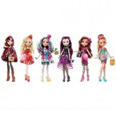 Куклы Ever After High Главные герои (Mattel, DMN83)