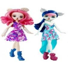 """Куклы-пикси из коллекции """"Заколдованная зима"""" Ever After High (Mattel, DNR63)"""