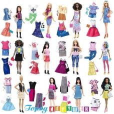 """Barbie Набор """"Игра с модой"""" (Mattel, DTD96)"""
