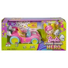 Автомобиль «Barbie и виртуальный мир» Barbie (Mattel, DTW18)
