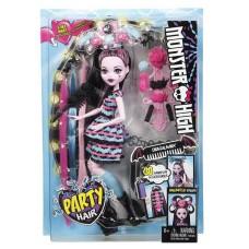 """Кукла Дракулаура """"Стильные прически"""" Monster High (Mattel, DVH36)"""