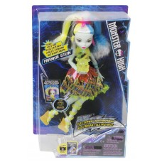"""Кукла Электро Фрэнки из серии """"Под напряжением"""" Monster High (Mattel, DVH72)"""
