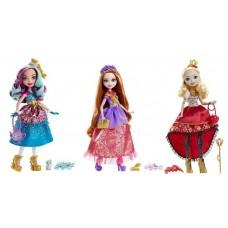 Кукла Отважные принцессы EVER AFTER HIGH (Mattel, DVJ17)