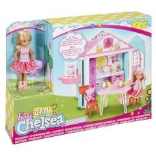 """Домик """"Семья Barbie"""" Челси Barbie (Mattel, DWJ50)"""