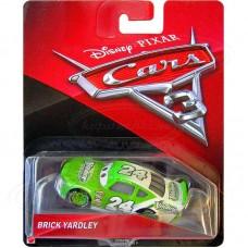 Mattel Брик Ярдли №24 (Тачки-3)
