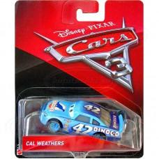 Mattel Кэл Уэзерс №42 (Тачки-3)