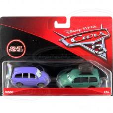 Mattel Минни и Вэн (Тачки-3)