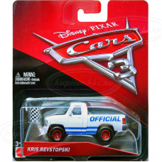 Mattel Крис Колесовски судья (Тачки-3)
