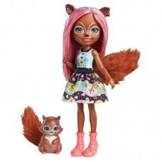 Enchantimals Дополнительная кукла со зверюшкой в ассортименте