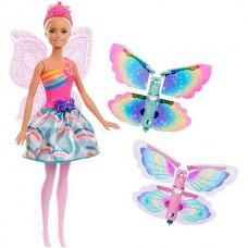 Barbie Фея с летающими крыльями в ассортименте