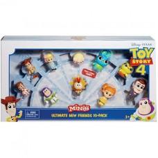Toy Story 4 Набор из 10 мини фигурок в ассортименте