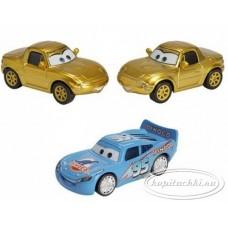 Mattel Близняшки в золотом и МакКуин Диноко