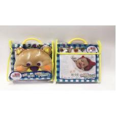 """Подушка детская """"Животные"""", 28х7х29 см (MERX Limited, MXS520-1/4)"""