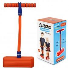 MobyJumper. Тренажер для прыжков со звуком, оранжевый