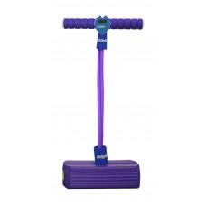 MobyJumper. Тренажер для прыжков со счетчиком, светом и звуком, фиолетовый