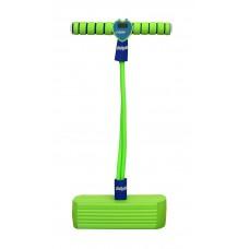 MobyJumper. Тренажер для прыжков со счетчиком, светом и звуком, зеленый