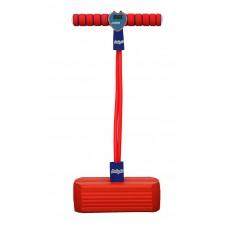 MobyJumper. Тренажер для прыжков со счетчиком, светом и звуком, красный